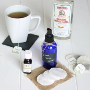 Green Tea Facial Toner