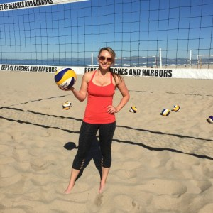 Volleyball & Brunch with Kerri Walsh Jennings