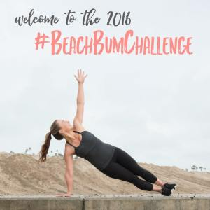 The 2016 #BeachBumChallenge!!