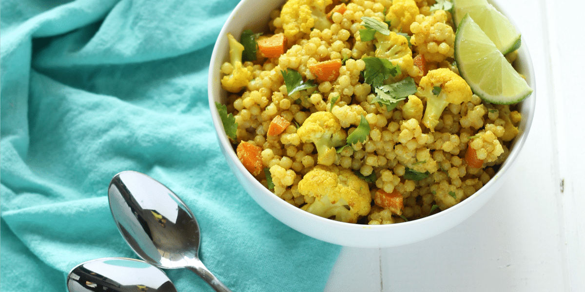 Curried Cous Cous FB