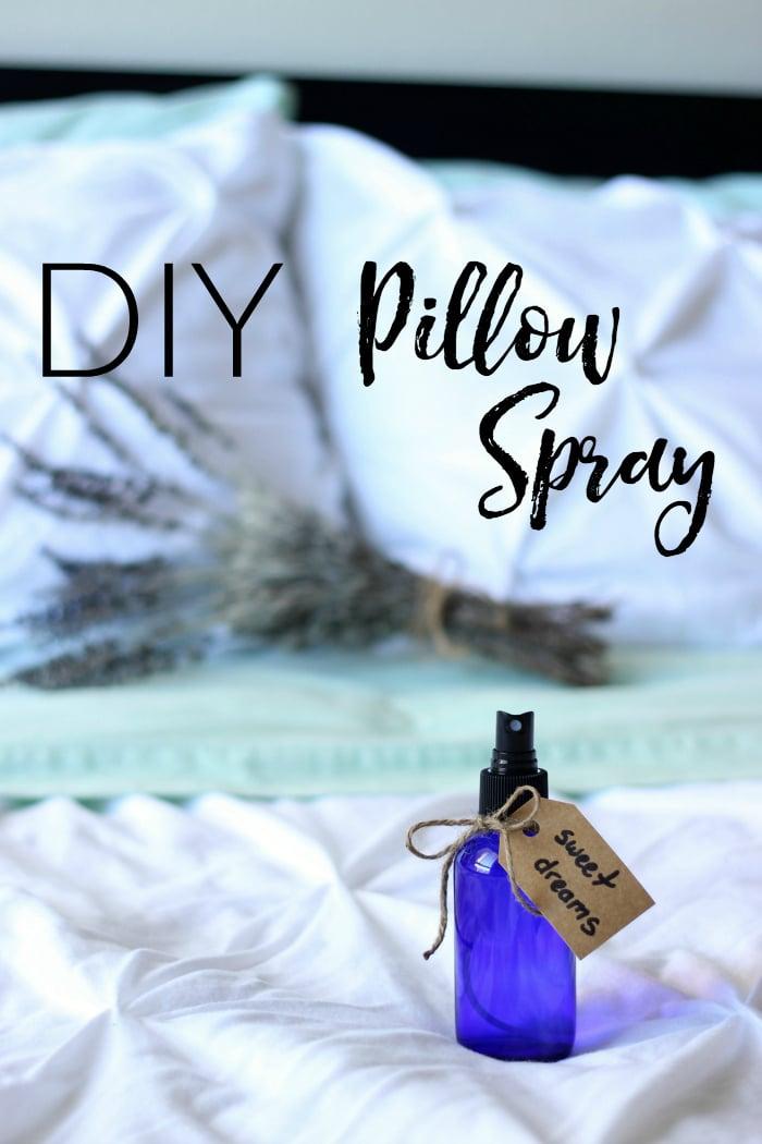 DIY Pillow Spray Pin