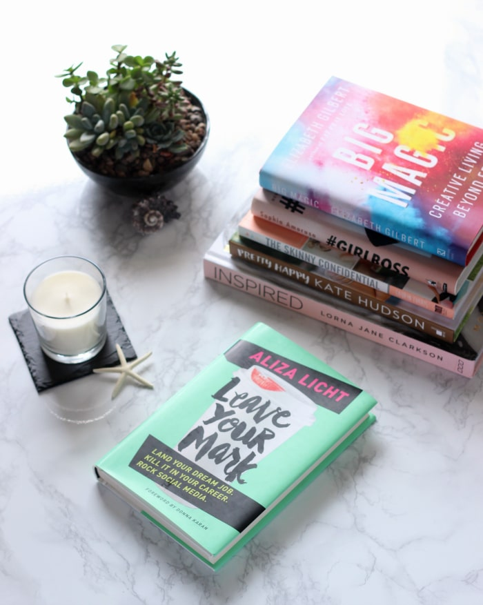 Inspiring Books for #Girlbosses