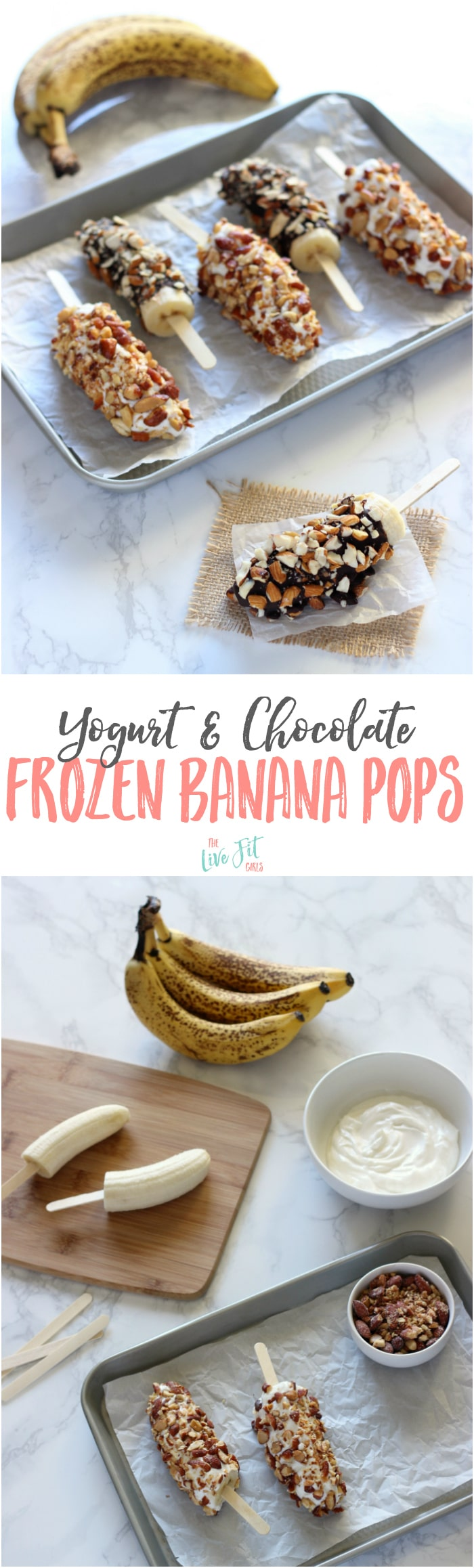 Banana Pops Pin