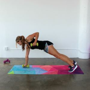 HIIT & Arms Fat Burning Circuit