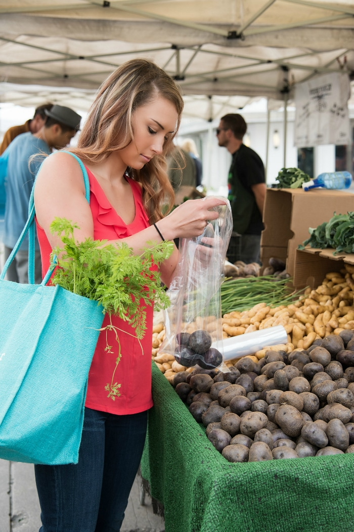 Tips for the Farmers Market
