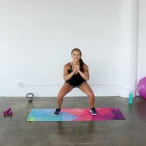 Cardio Booty HIIT Workout