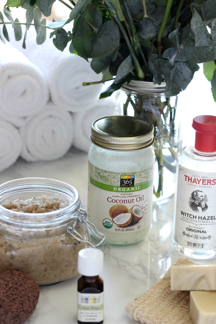 Natural Skincare Routine 2