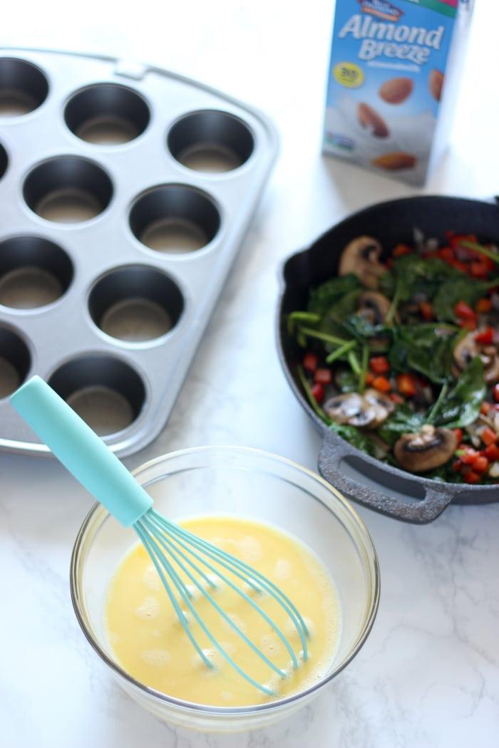 Veggie Egg Muffins 2