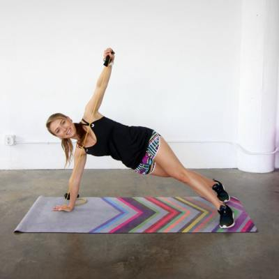 Total Body Resistance Band Toning