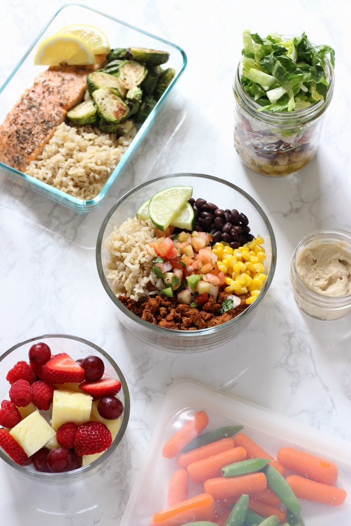 how to meal prep plus bonus recipes the live fit girls