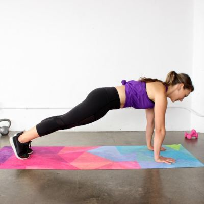 How to Do a Perfect Plank