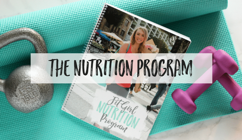 Learn WHAT and HOW to eat for your goals with over 200 healthy recipes and tips for reaching your dream body