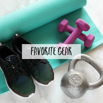 Fun and girly fitness equipment to help you reach your goals.
