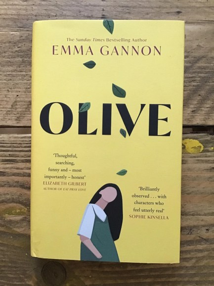 Olive by Emma Gannon book cover