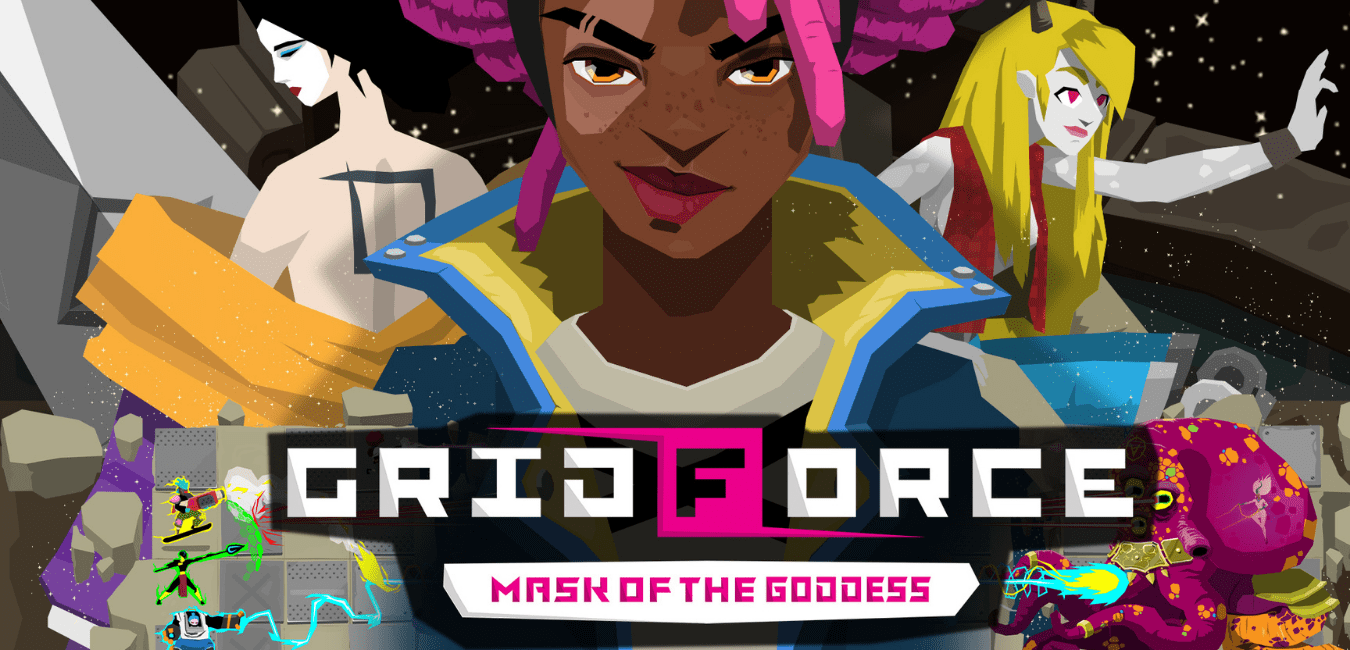 Grid Force: Mask of The Goddess Overview