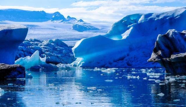 Earth's axis changed due to climate change