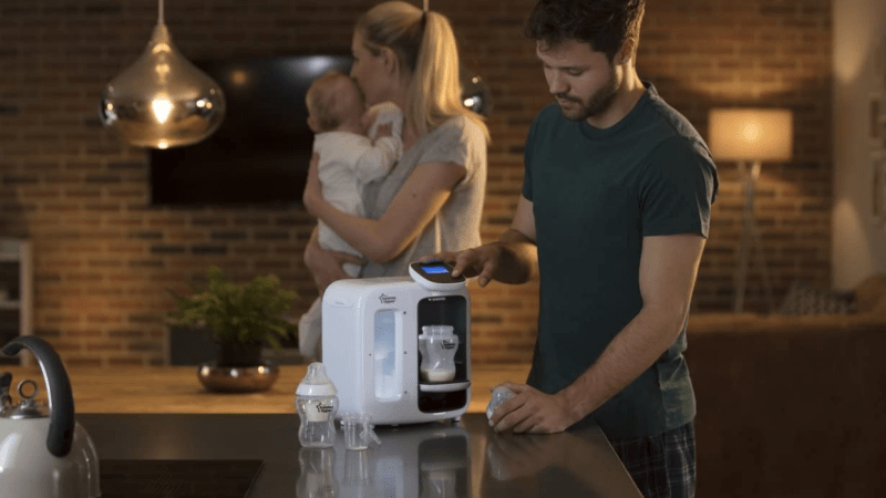 Tommee Tippee Perfect Prep Review