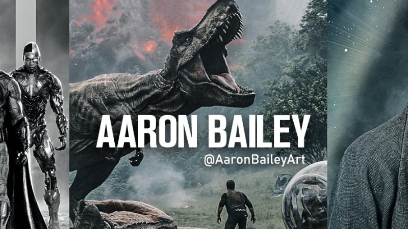 Aaron Bailey: My Time As A Graphic Artist
