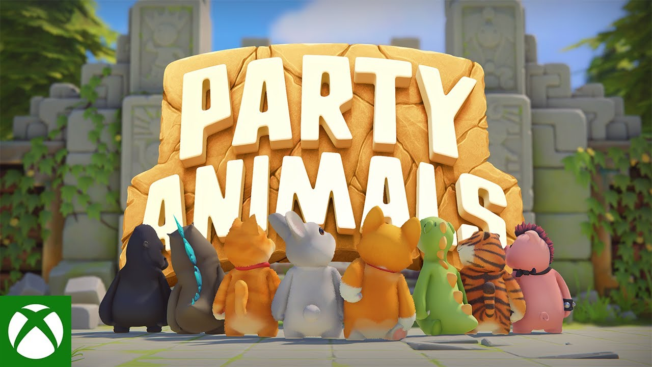 Party Animals – Let the Bodies Hit The Floor
