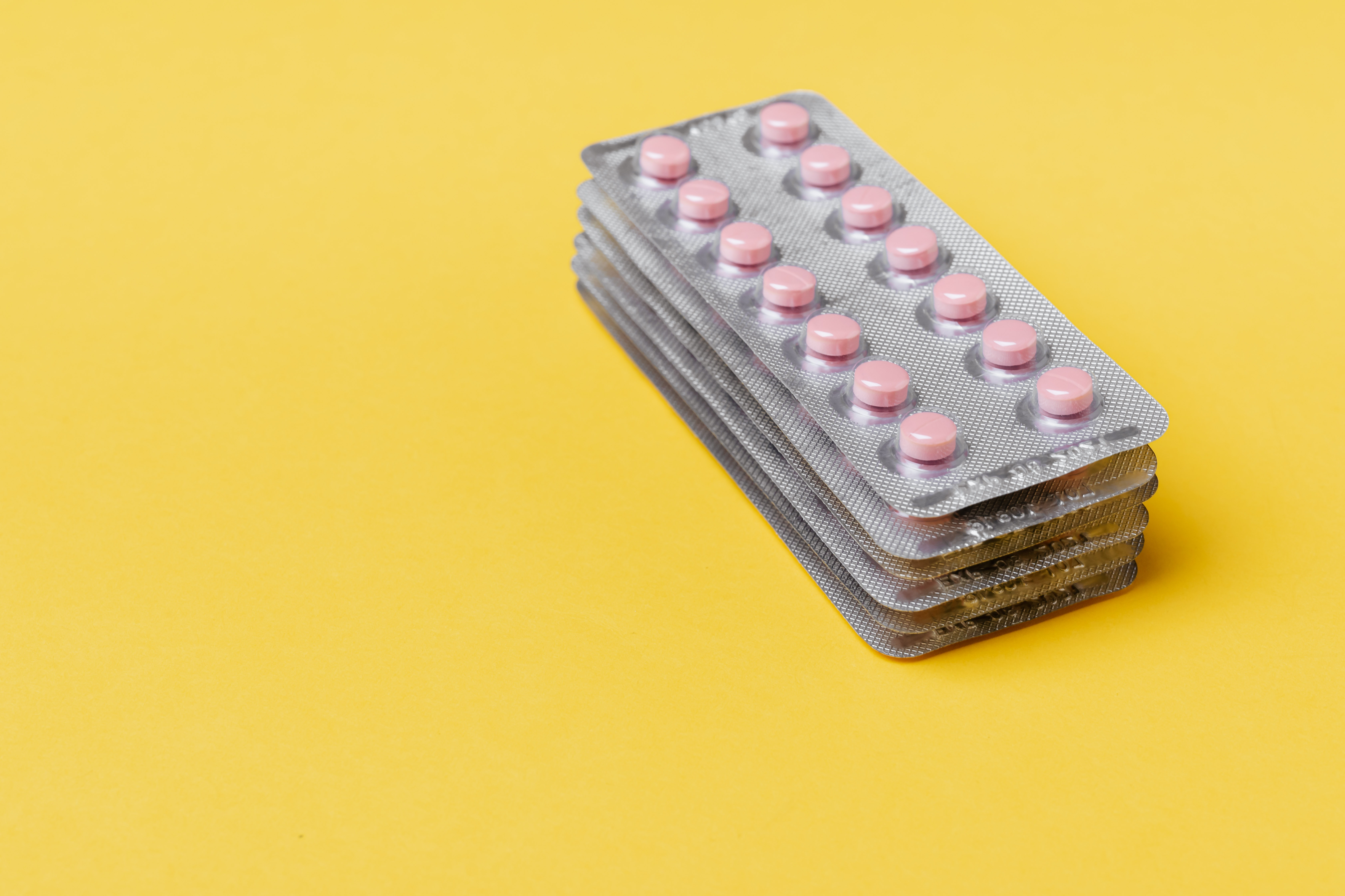 Mini-Pill Now Available Without Prescription in the UK