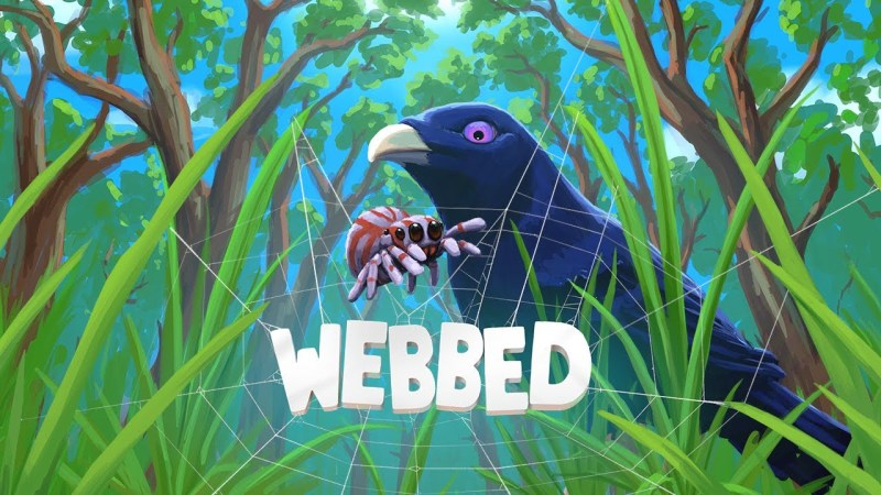 Webbed – The Ultimate Spider Adventure