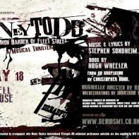 sweeney todd at the stockwell playhouse