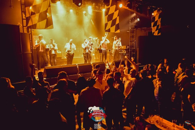 Electric Ballroom Plays Host To The Official Camden