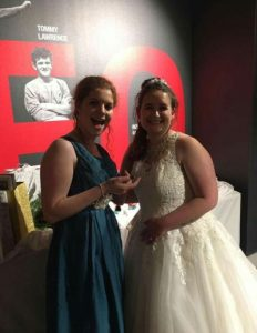 Maid of Honour Liverpool Wedding Blog