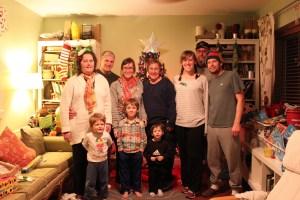 FamilyChristmas2013