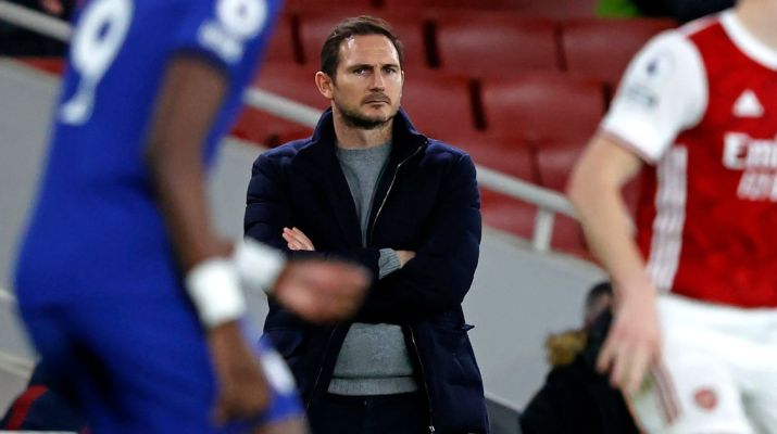 Chelsea Manager, Frank Lampard Shift Blame To The Players After A Disappointing Loss To Arsenal. See Fans Reaction.