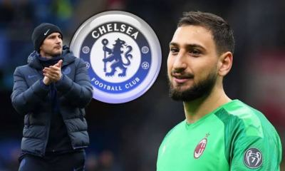 Chelsea Transfer Latest: Good news as The Blues begin talk to Sign £60m AC Milan Goalkeeper For Free.
