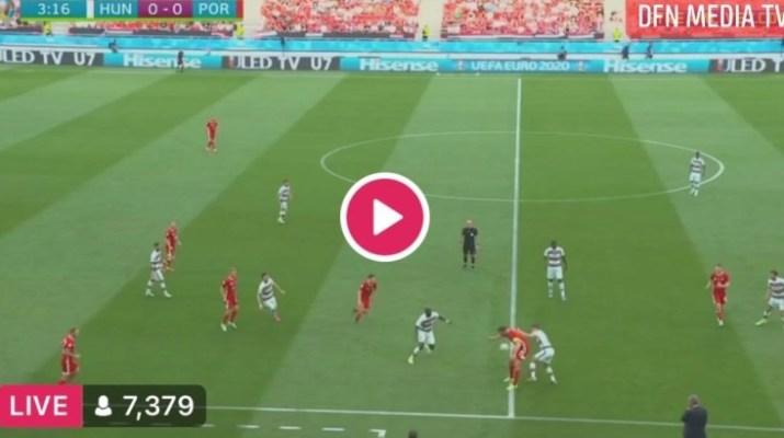 How to Watch Croatia vs Czech Republic Live Streaming Match #CROCZE #EURO2020