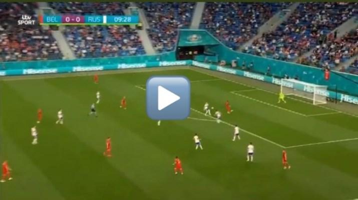 Where to Watch Denmark vs Belgium Live Streaming Match #EURO2020 #DENBEL #Euro2021