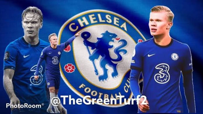 Chelsea to Finalise Erling Haaland £172M transfer Fees in Two Weeks Time.