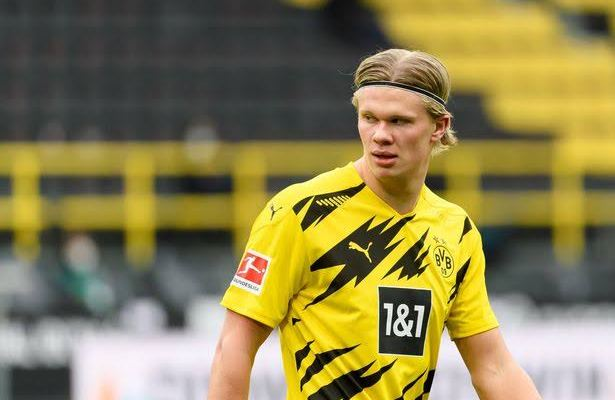 Check out Fans Reaction As Chelsea Top Target Erling Haaland Shares New Photo Online