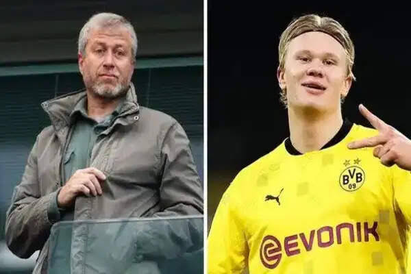 Good News as Chelsea Owner, Roman Abramovich Releases £150M for the Signing of Erling Haaland.