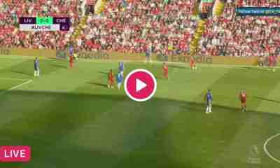 Where to watch Liverpool vs Chelsea Live Streaming Match #LIVCHE #EPL #LFCCHE