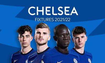 Check out Chelsea Next Seven( 7) Fixtures That will Bring Them Back to Reckony After International Break