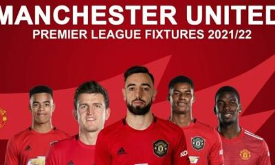 Check Out Man United's Next 4 EPL Fixtures That May Make or Mar Ole's Future in Old Trafford.