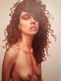 """""""Lindsay"""" by David Aronson"""