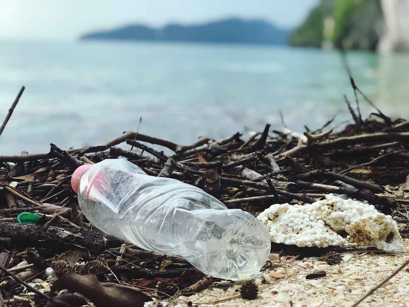 plastics not being recycled
