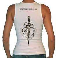 The Men Album jarboe tattoo tank top