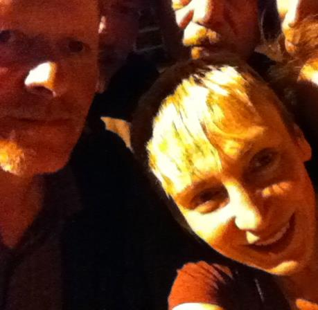 with Swans 2011