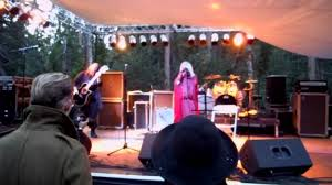 P Emerson Williams and Jarboe at Stella Natura , 2013