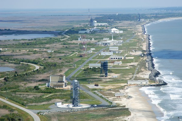 Wallops Island Launch Facility - Mid-Atlantic Regional ...