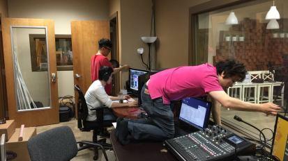DK-NET Radio Station Installation – Dallas, TX