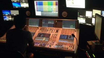 Live Broadcast Mixing @ Prestonwood Baptist Church – Plano, TX