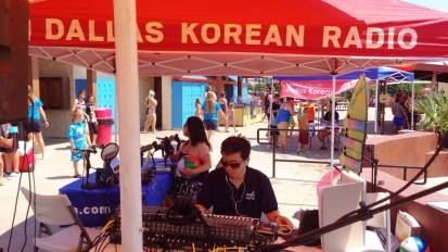 Dallas Korean Radio Event @ Hawaiian Falls
