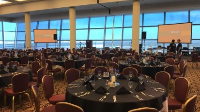 A/V Rental @ Speedway Club Conference Hall – Fort Worth, TX