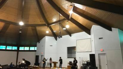 Audio Consultation @ Resemblance-Christ Church – Irving, TX